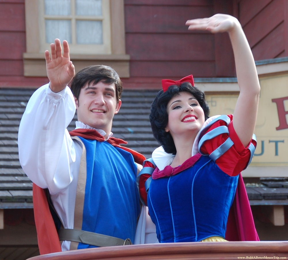 Disney World Tips and Secrets - Where to meet Snow White at Disney World - see: http://www.buildabettermousetrip.com/princess-snow-white-at-disney-world