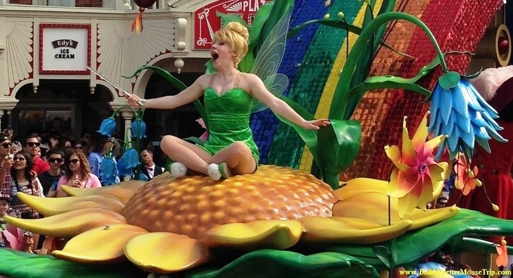 Tips for seeing Tinker Bell at Disney World