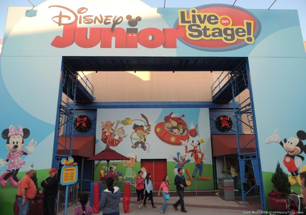 Disney Junior Live On Stage at Disney's Hollywood Studios - Walt Disney World Resort.