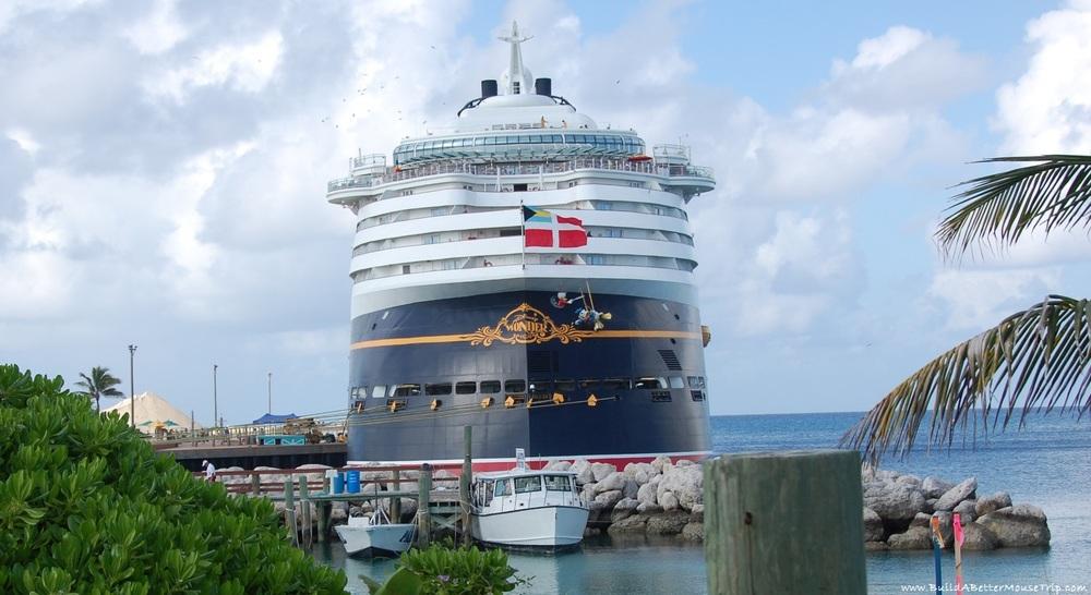 Disney Cruise Line - Disney World at Castaway Cay