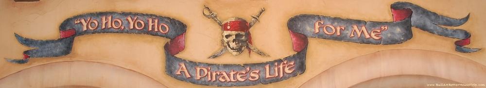 "Lyrics for ""Yo Ho, Yo Ho, A Pirates Life For Me"" / Pirates of the Caribbean"