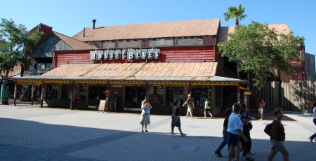 Information about the House of Blues at Downtown Disney / Disney World - Florida.
