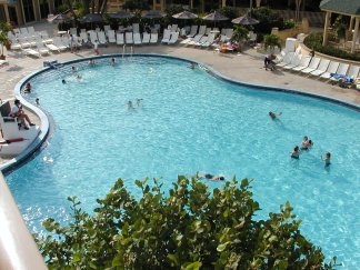 Swimming Pool at Disney's Vero Beach Resort