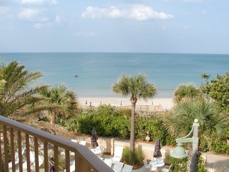 Ocean view at Disney's Vero Beach Resort
