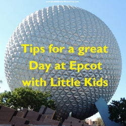 A Guide to taking your kids to Epcot