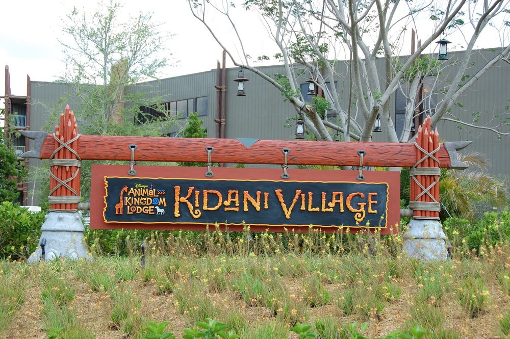 """Disney's Animal Kingdom Lodge - The Kidani Village area of this resort features studio units and """"home away from home"""" villas with full kitchens."""
