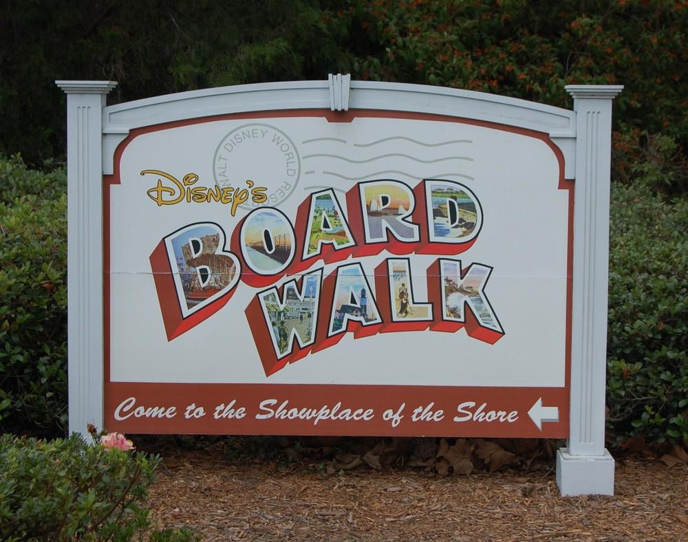 Disney's Boardwalk Inn — Build A Better Mouse Trip on