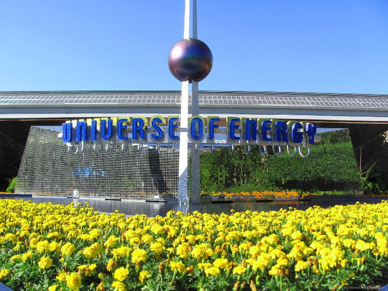 Universe of Energy and Ellen's Energy Adventure at Epcot