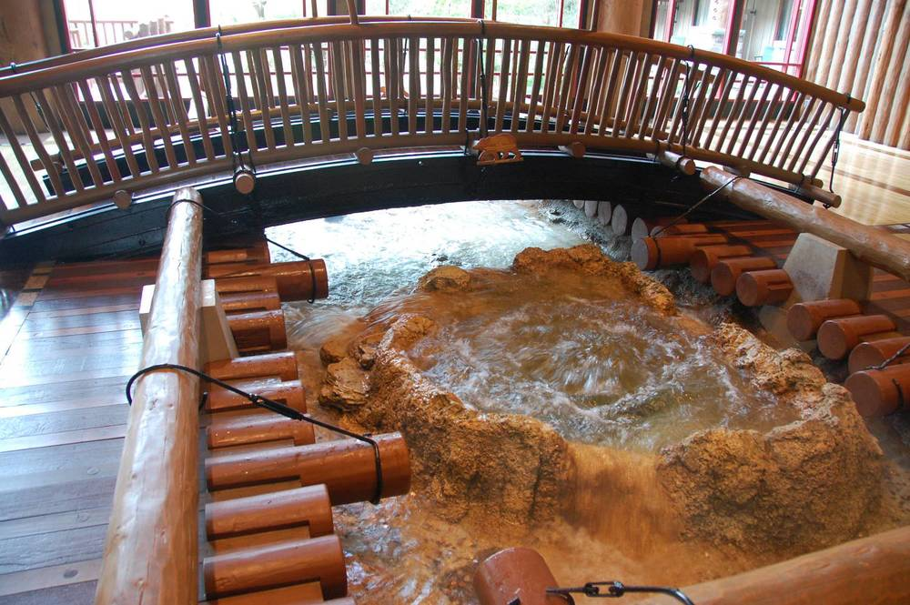 Headwaters of Silver Creek at the Wilderness Lodge