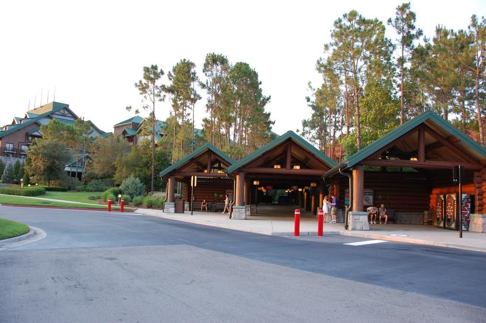 Disney's Wilderness Lodge Bus Transportation