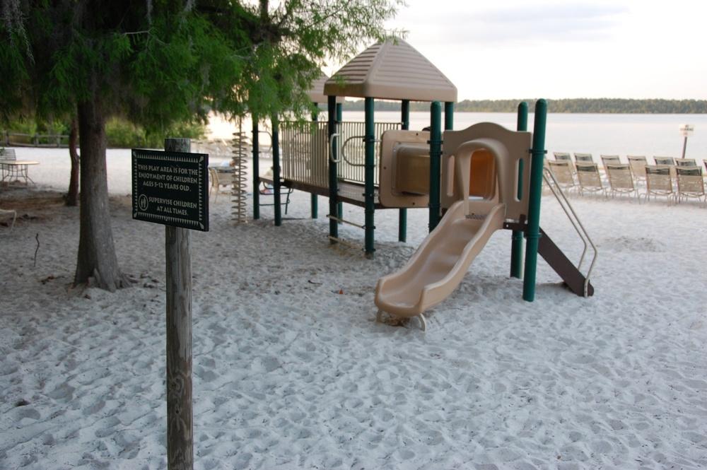 Disney's Wilderness Lodge Playground