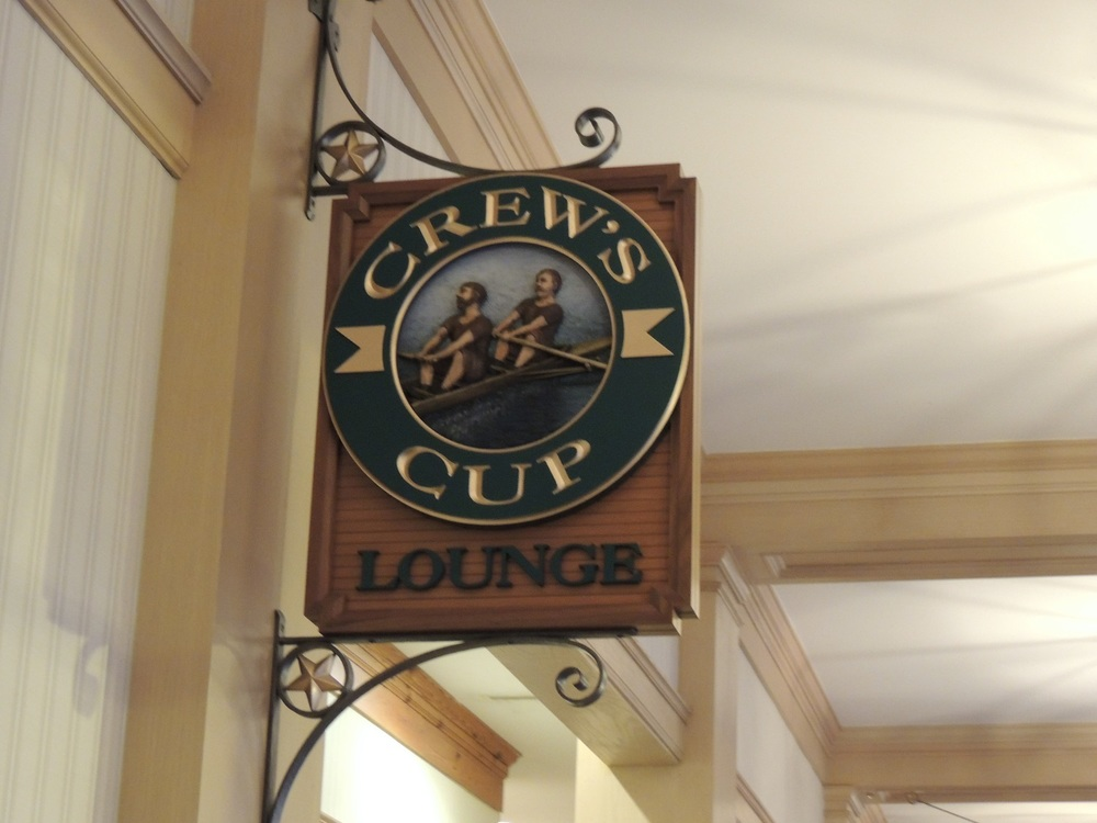 Crew's Cup Lounge at Disney's Yacht Club
