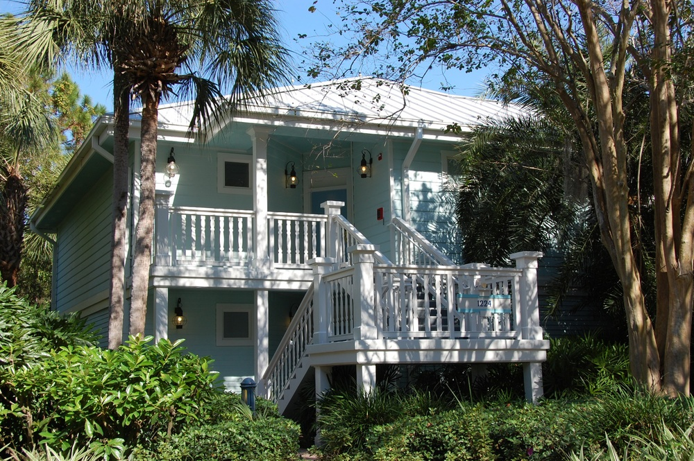Enjoy the roomy accomodations in teh studios and suites of Old Key West