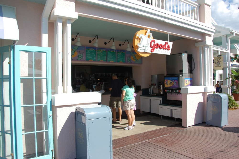 Good's Food to Go at Disney's Old Key West