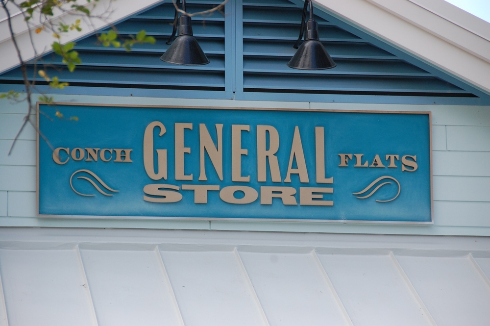 Disney's Old Key West Conch Flats General Store