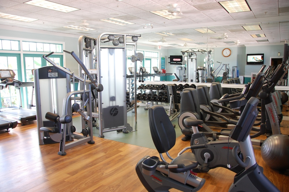 Old Key West Exercise Room