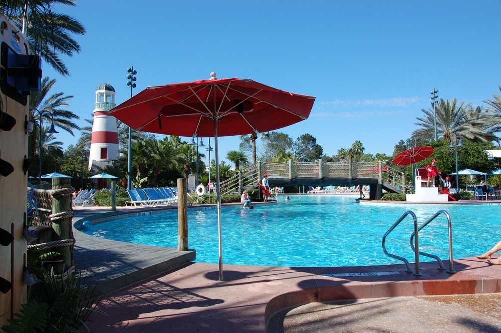 Old Key West Feature Pool