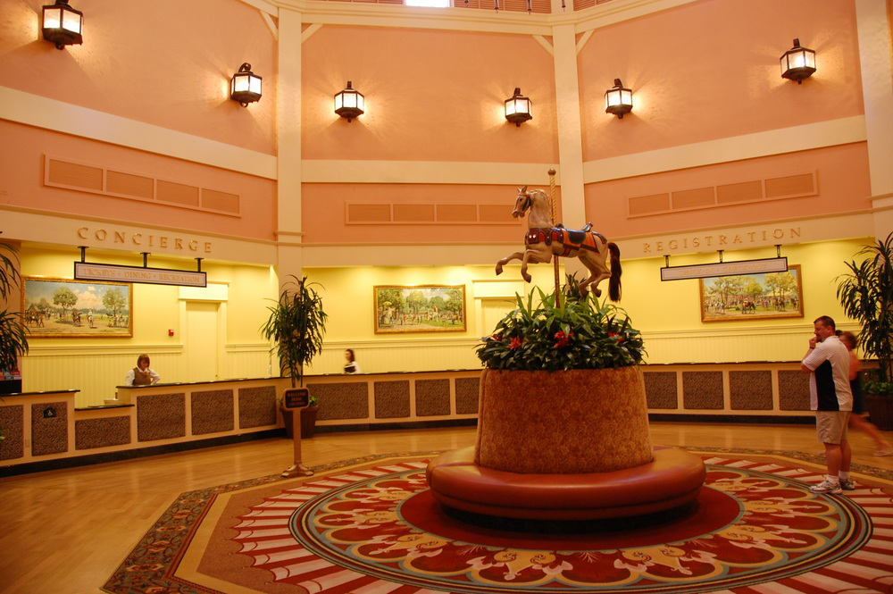 Disney S Saratoga Springs Build A Better Mouse Trip