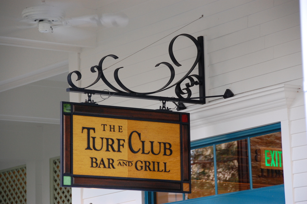 Saratoga Springs Turf Club Bar and Grill