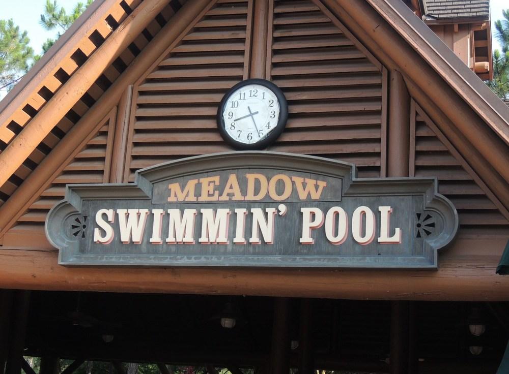 Fort Wilderness Meadow Pool
