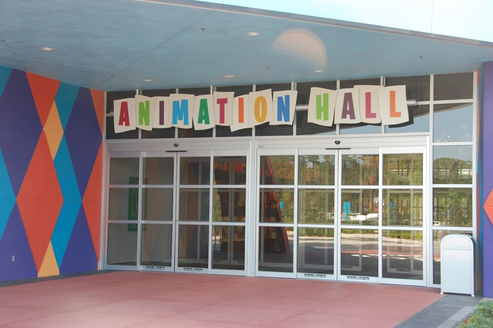 Art of Animation - Animation Hall