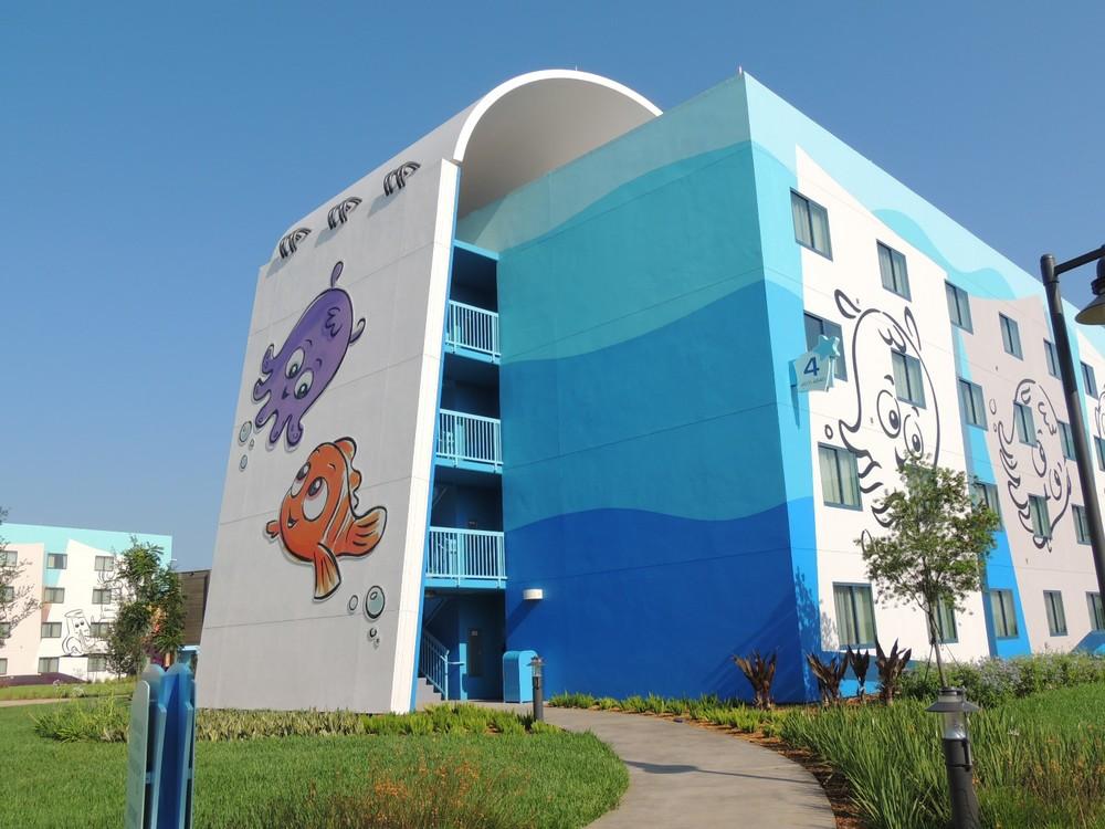 Finding Nemo Staircase