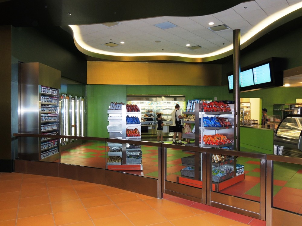 Landscape of Flavors Grab and Go area