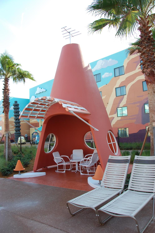 Art of Animation Cozy Cone Cabana