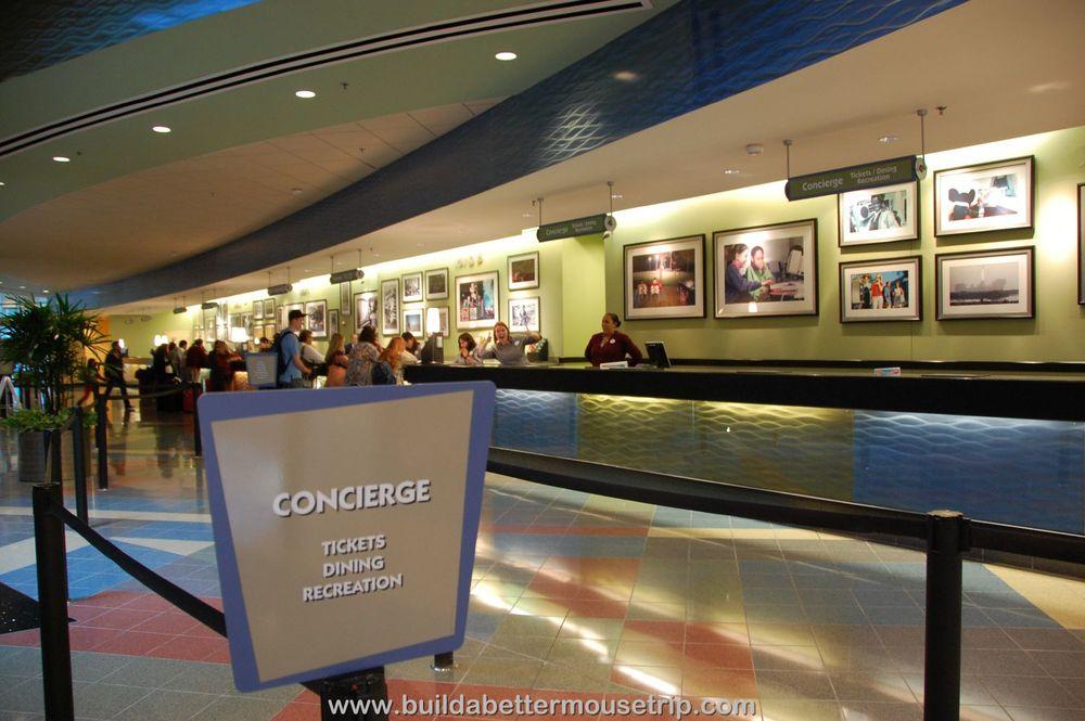 Pop Century Concierge