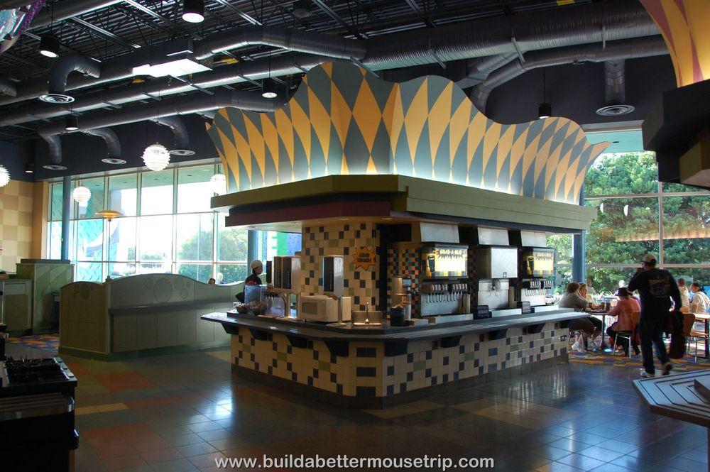 Pop Century Everything Pop Food Court Beverage Islands