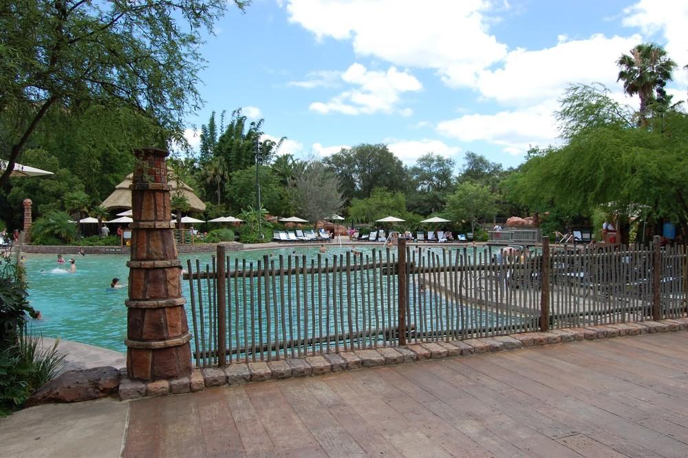 Disney's Animal Kingdom Lodge Uzima Pool