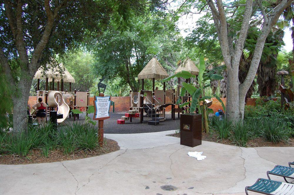 Disney's Animal Kingdom Lodge Playground