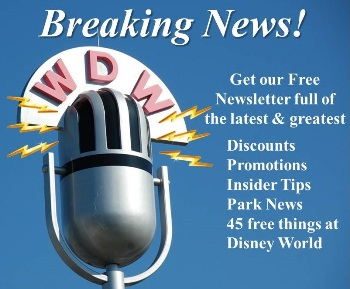 Free Disney Focused Newsletter