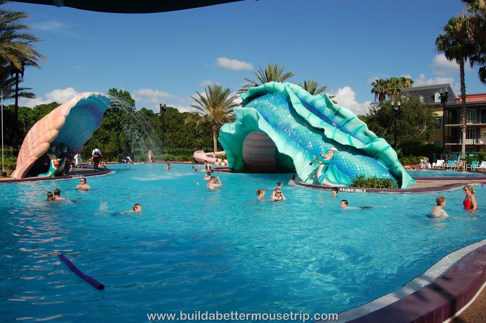 Doubloon Lagoon Feature Pool