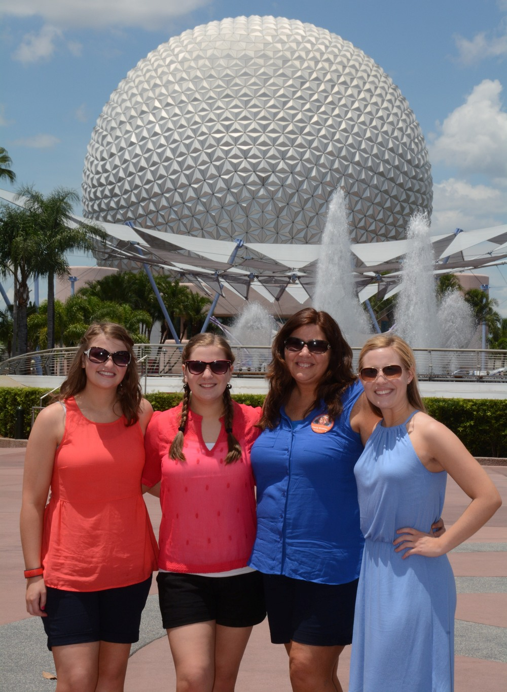 MEET Monica Bryant (second in from the right) - A TRAVEL AGENT FOCUSING IN DISNEY DESTINATIONS AT BUILD A BETTER MOUSE TRIP. Monica CAN HELP YOU PLAN YOUR DISNEY WORLD, DISNEYLAND, DISNEY CRUISE LINE, ADVENTURES BY DISNEY OR AULANI VACATION.