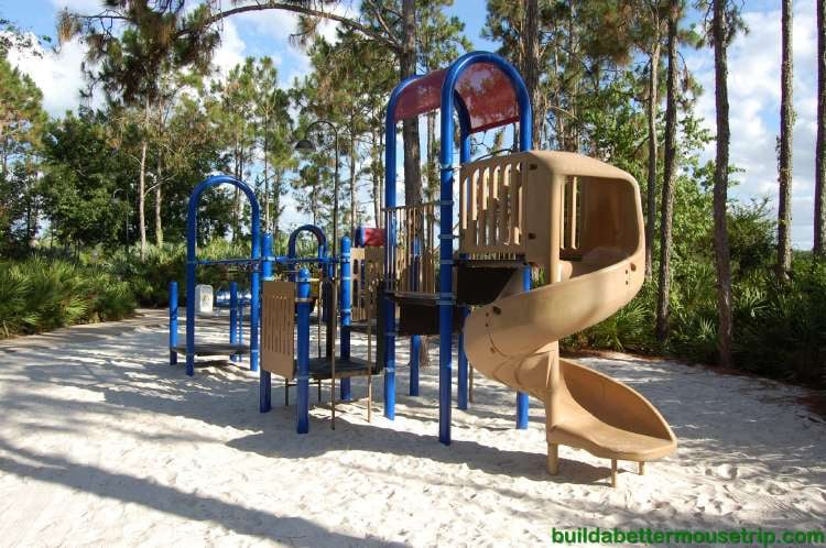 Children's playground at Disney's All-Star Music Resort - Photo 2