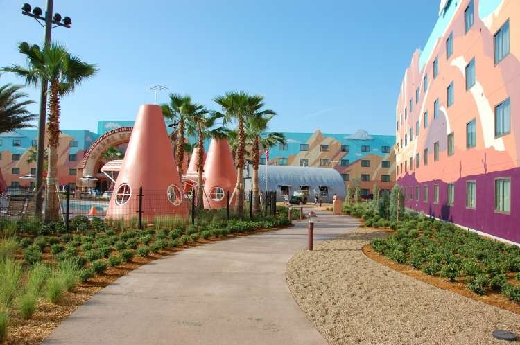 Art-of-Animation-514-Walkway-in-the-Pixar-Cars-area-of-Art-of-Animation-Resort.JPG