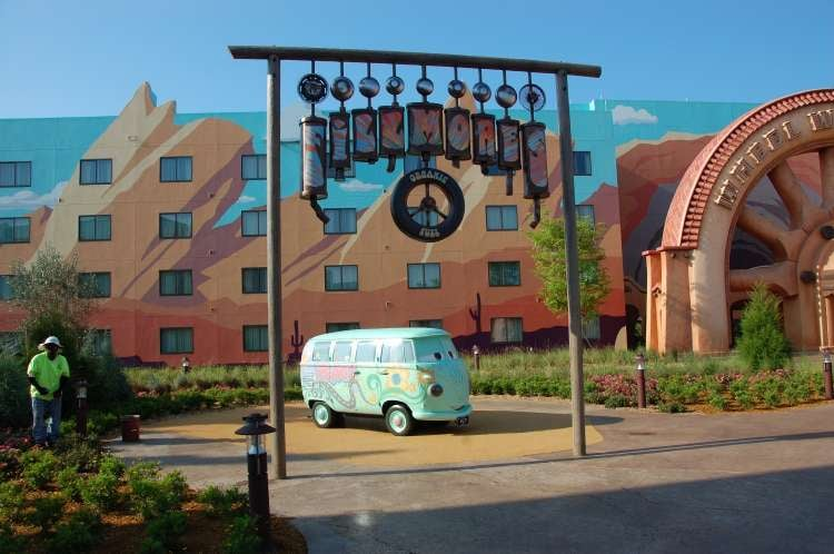 Art-of-Animation-516-Fillmores-Organic-Fuel-statue-at-Art-of-Animation-Resort.JPG