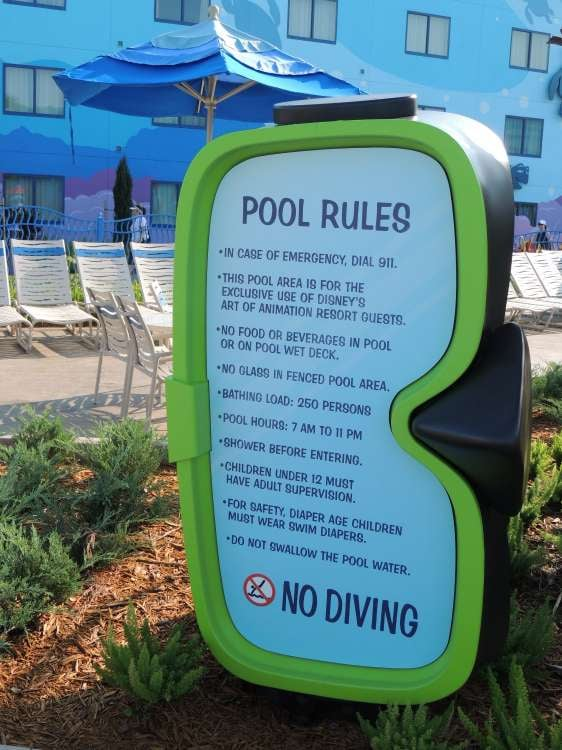 Disney's-Art-of-Animation-Big-Blue-Pool-Rules-Sign.JPG