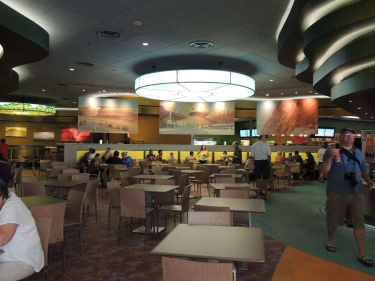 Disney's-Art-of-Animation-Cars-Section-of-Landscape-of-flavors-foodcourt.JPG