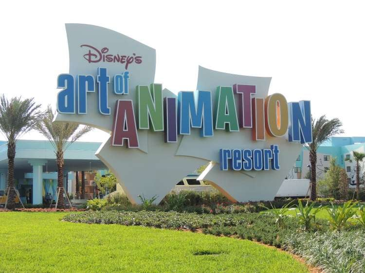 Disneys Art of Animation  Build A Better Mouse Trip