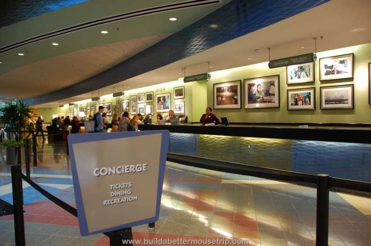 Disney's Pop Century Resort lobby
