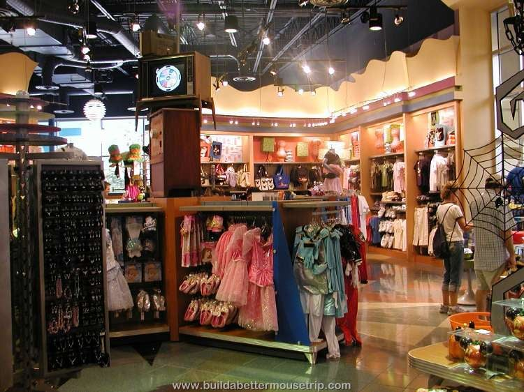 Gift shop at Disney's Pop Century Resort