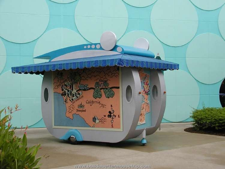 Disney's Pop Century Resort / Walt Disney World Resort - Florida