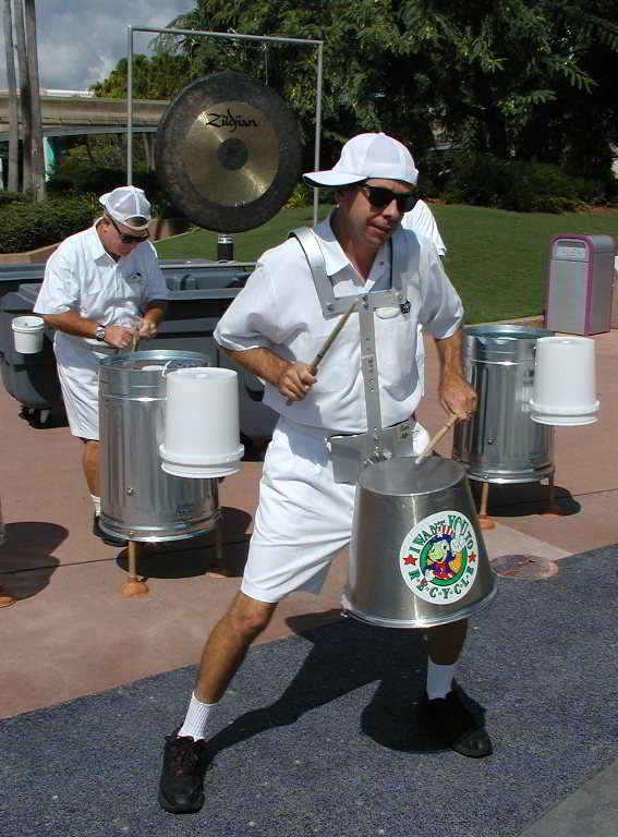 The Jammitors at Epcot / Walt Disney World Resort