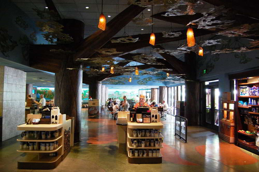 Disney S Animal Kingdom Lodge Gallery Build A Better Mouse Trip