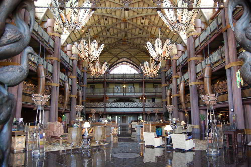 Disney's Animal Kingdom Lodge Gallery
