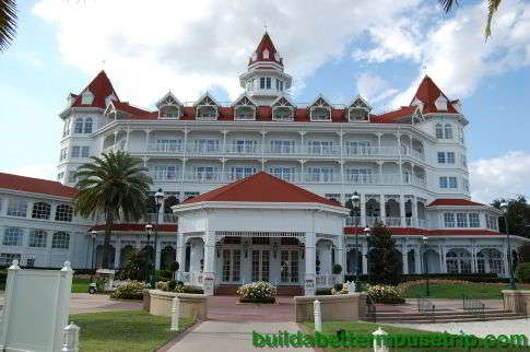 "Disney's Grand Floridian ""Movies Under the Stars"" schedule."