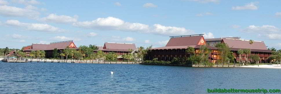 Movies under the Stars schedule for Disney's Polynesian Village Resort
