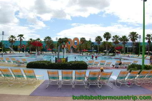 Outdoor Movie Schedule for Disney's Pop Century Resort